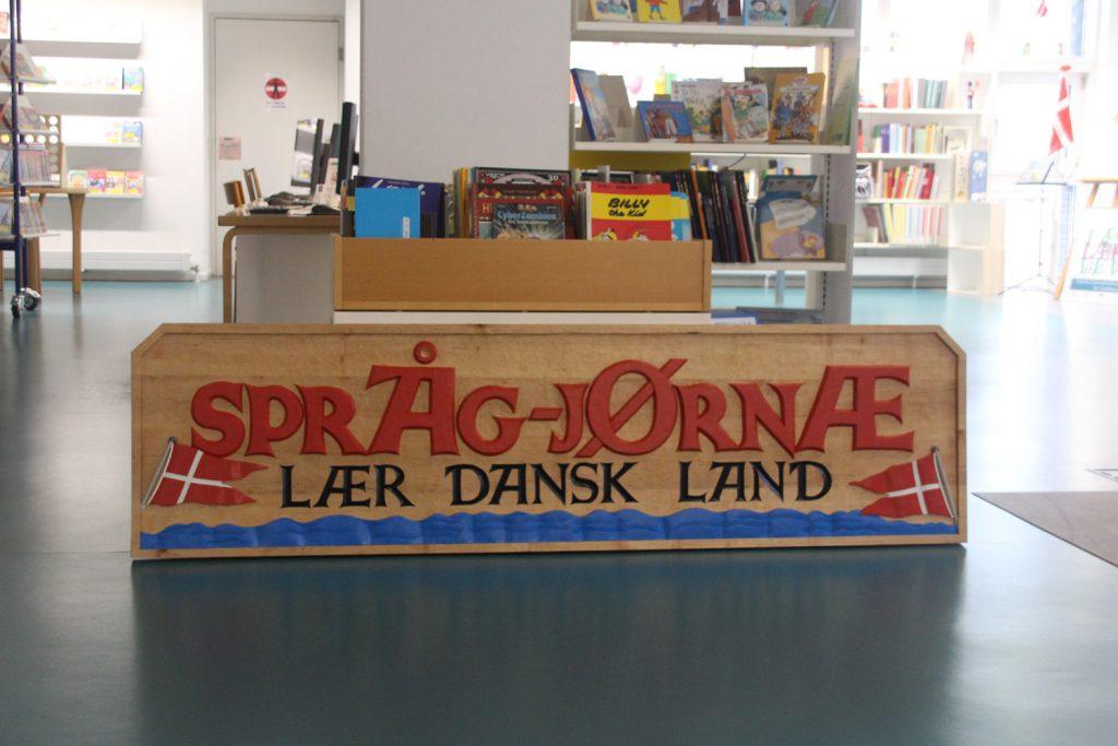dänische Bibliothek